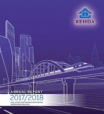 REHDA Annual Report 2017-2018 (cover)
