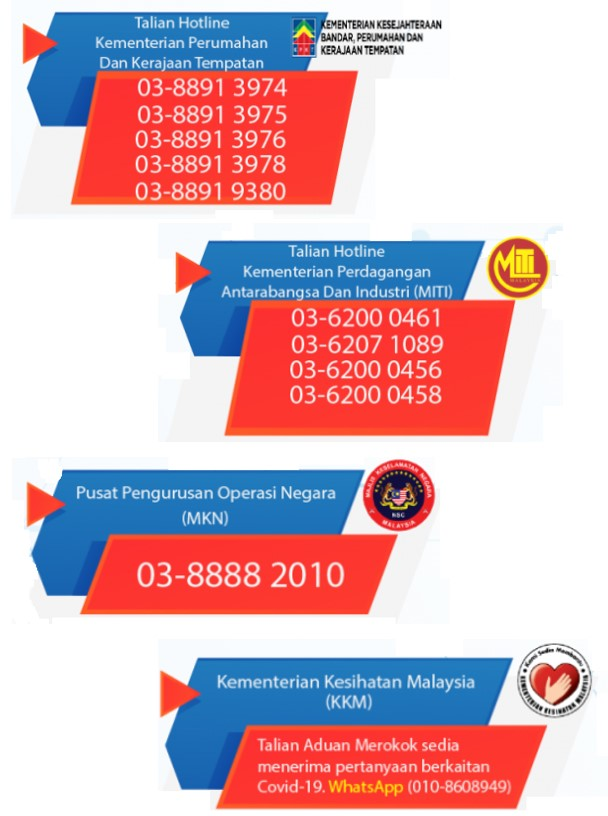 Related Gov Agencies Hotline