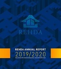 (Cover) REHDA Annual Report 2019-2020